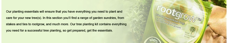 Planting Essentials